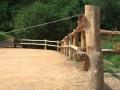 custom historical fence